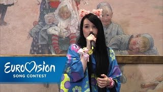"Jamie-Lee singt ""Berlin"" unplugged 