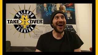 NXT Reaction: ALEISTER BLACK DEBUTS!!! (WWE Takeover Orlando)