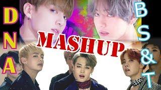 [MASHUP] BTS - DNA X Blood, Sweat & Tears