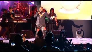 Coréon Dú - Bailando Kizomba Live (Angola Music Awards 2015)