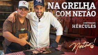 Picanha de Cordeiro com pasta de hortelã! – Na Grelha com Netão! Feat HÉRCULES | Netão! Bom Beef #60