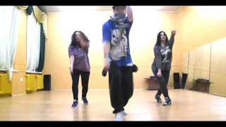 Swollen Member -- Dumb (choreography)