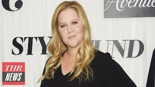 Amy Schumer Returning to TV With First-Look Deal, New Hulu Series Coming! | THR News