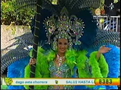 Carnaval Las Tablas 2010 – Culecos Sabado