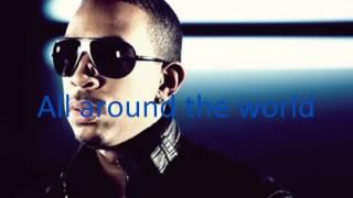 Justin Bieber - All Around The World (feat. Ludacris) (with Lyrics)