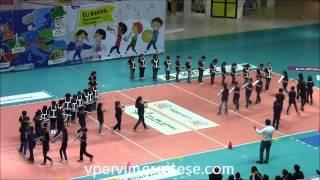 Arcore-Monza lo spettacolo delle marching band dei bambini
