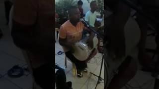 Pagode de Mesa da Oficina do Samba em Paripe