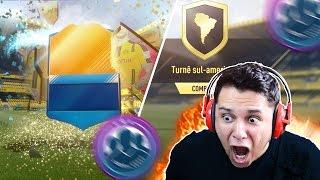 ELE VEIO!!! FIZ DOIS DESAFIOS SBC E MITEI NOS PACKS!!!! FIFA 17  ULTIMATE TEAM