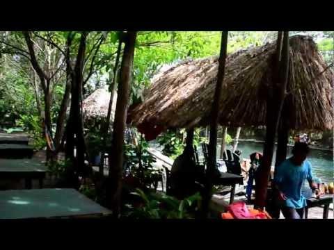 Ojo de Agua Swimming Hole Ometepe Nicaragua
