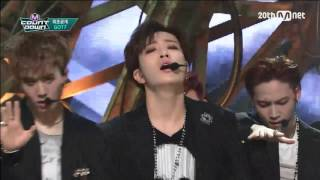 GOT7(갓세븐) - 'If You Do(니가 하면)' COMEBACK Stage M COUNTDOWN 151001 EP.445