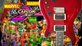 Marvel Vs Capcom 2: Swamp Stage // Funk Cover W/ Guests