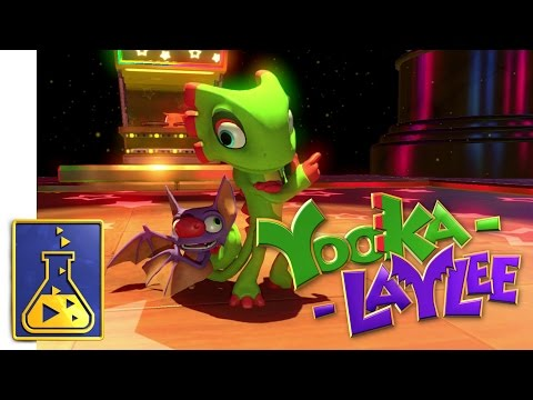 WTFF::: Yooka-Laylee PS4 review – Not quite the epic 3D platformer that we had hoped for