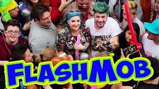 FLASH MOB [Ballon fight] - SCHERZI DI COPPIA
