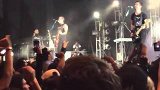 Tanto - PXNDX - En vivo (Tijuana - Dic 5, 2015)