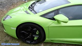 Lamborghini Aventador walkaround - FERRARI RACING DAYS - FULL HD 1080P