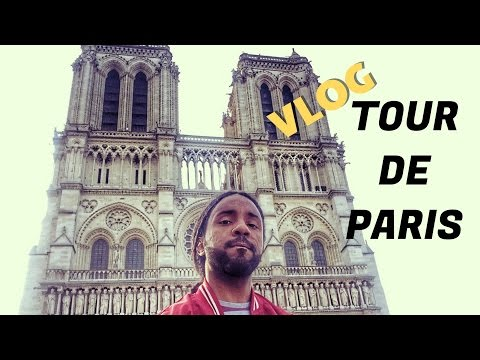 VLOG | TOUR DE PARIS ( Part 1 )