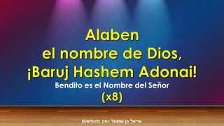 Adam Ben Joshua - Baruj Hashem Adonai