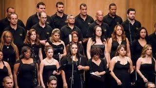 Aggelus Choir - Maior é o SENHOR
