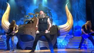 Amon Amarth - One Against All Live in Houston, Texas