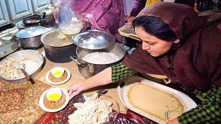 Unique Food in Baltistan - 14 TRADITIONAL DISHES in Skardu | Pakistani Food in Gilgit-Baltistan! width=