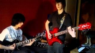Rebel Love Song Dual Guitar Cover