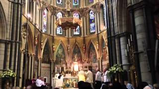 Solemn Mass on the Octave Day of Christmas