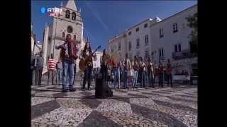 Grupo Voz Amiga - Saias da serra (Festa Elvas 19.4.2013)