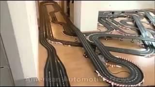 La pista de carros mas pequeña del mundo