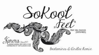 SoKool feat Bill Daggs - Feel (Beatamines & Andlee Remix)