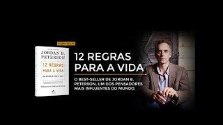 """(As 12 Regras) Livro """"12 Regras Para a Vida: Um antídoto para o caos"""""""