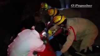 Divulgado novo vídeo do resgate de Cristiano Araújo (AINDA COM VIDA)