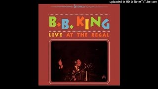 You Upset Me Baby - Live at the Regal
