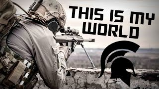 """A Military Tribute - """"This Is My World"""" 