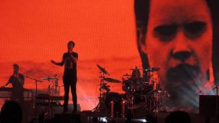Bastille live forum assago MILANO 7.2.2017