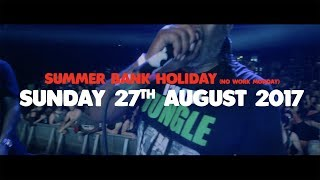 Jungle Mania Carnival Special - Sun 27 August 2017 @ The Coronet (Advert_