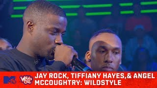 Jay Rock Joins Tiffany Hayes & Angel McCoughtry to Ball Out on Nick Cannon | Wild 'N Out
