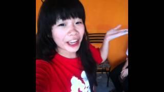 stupid girl in Vietnam :))