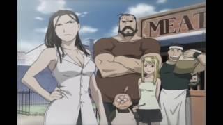 "Full Metal Alchemist: Opening 4 ""Rewrite"" full by Asian Kung-Fu Generation"