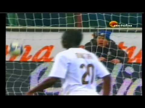 Zlatan Ibrahimovic (Freekick) / Inter 2-0 Fiorentina