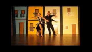 Eliezer Martinez & Natalia Fajardo - RUMBA - Juan Luis Guerra - Burbujas de Amor