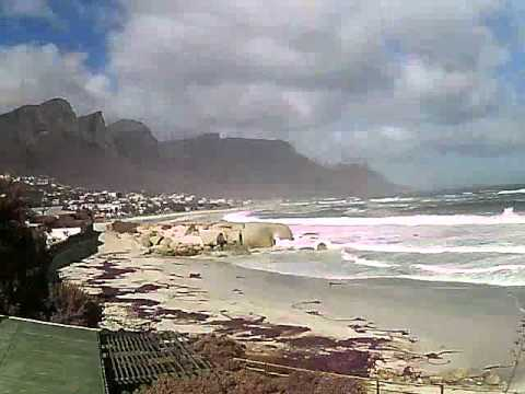 Timelapse Video – Glen Beach & Camps Bay – 27/04/2011