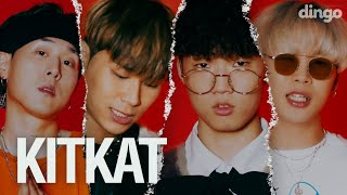 [MV] KITKAT(Prod. WOOGIE) - Woodie Gochild, HAON, Sik-K, pH-1 [Official Video]