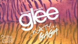 Applause - Glee [HD Full Studio]