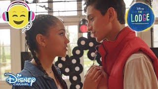 The Lodge | Never Let You Go: Noah and Kaylee | Official Disney Channel UK