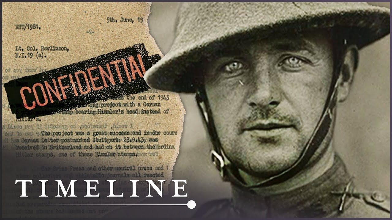 The First Secret Agents of The O.S.S   Secrets Of War   Timeline