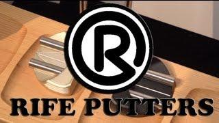 PGA Show 2013: Stylistic Rife Putters