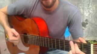 Noches de Boda / Sabina / Cómo tocar en guitarra