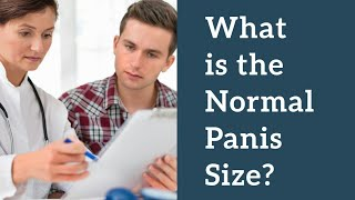 Ling Ka Size Kitna Hona Chahiye | What is the Normal Panis Size?