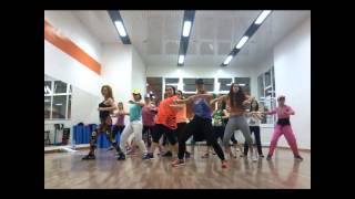 Whine & Kotch - Charly Black & J Capri ZUMBA WITH PHOEBE