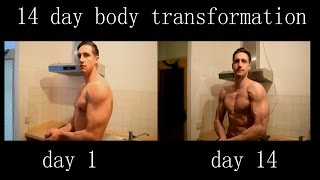 Epic 14 day body transformation 9% KFA